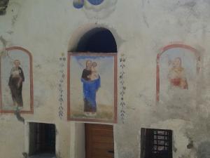 chapelle d'un hameau abandonné
